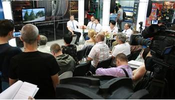 РОСАВА провела прес-конференцію в рамках виставки SIA-Автотехсервіс 2017
