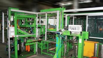 Компанія «РОСАВА» розпочала монтажні роботи нової лінії Apex