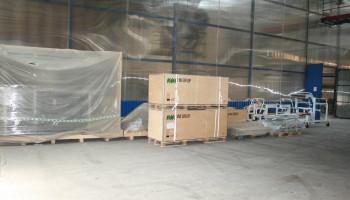 До «РОСАВИ» надійшло нове сучасне обладнання зі складання шин до 22 дюймів!