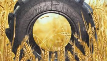 Нова сільськогосподарська шина ROSAVA 14,9R24