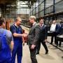 Mykhailo Bno-Airiian at PJSC ROSAVA, the only tyre manufacturer in Ukraine  - photo 4