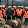 Компанія ОБСІДІАНТ з екскурсією на виробництві великогабаритних та легкових шин - фото 8