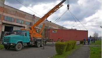 Масштабная подготовка к установке оборудования продолжается
