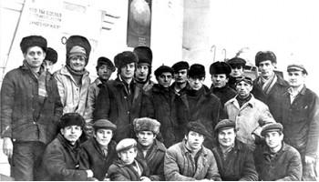 Сторінки історії компанії «РОСАВА», присвячені 45-річному ювілею